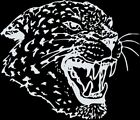 Leopard 1 Color Window Wall Vinyl Decal Sticker Printed Mascot Graphic