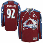 Gabriel Landeskog Colorado Avalanche Home Men's Jersey M L XL on eBay