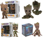 Guardians of The Galaxy Vol. 2 Baby Groot Action Figure Flowerpot Toy Xmas Gifts