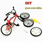 Alloy With Spare Tire Tools Bicycle Model Finger Toy Mini Mountain Bike