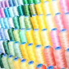 Внешний вид - Threadart Polyester Embroidery Thread - Big 1000m Cones - 40 wt- Over 200 Colors