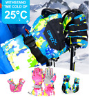 Winter Ski Warm Thermal Sports Gloves Windproof Waterproof Unisex Snowboard New
