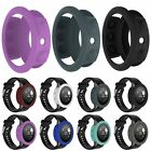 Garmin Fenix 5S GPS Casing Band/Strap-mate Protective Silicone Cover Case