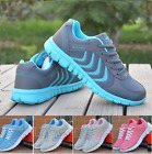 Womens Sneakers Casual Canvas Shoes Running Breathable Leisure Ladies' Flat Mesh