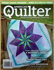 American Quilter Magazine,  Various Issues