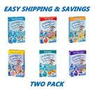 Hawaiian Punch Drink Mix Singles To Go Many Flavors 3 PACK -