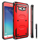 For Samsung Galaxy Grand Prime G530 Slim Hybrid Armor Rugged Defender Case Cover