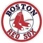Boston Red Socks MLB R Color Die Cut Vinyl Decal cornhole car wall