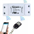 Sonoff 433Mhz WiFi Wireless Smart Home Switch Module+ RF Receiver Remote Control