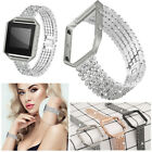 For Fitbit Blaze Watch Band Bracelet Strap CRYSTAL Rhinestone Wristband Luxury