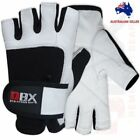 Fitness Gloves Weight Lifting Bodybuilding Strength Workout Wrist Support