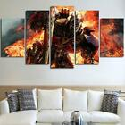 """Buy """"5 Panel Transformers Age Of Extinction Optimus Prime Wall Art Canvas"""" on EBAY"""