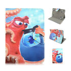 Cartoon Character PU Leather Case for LG G Pad F 7.0 LK430 Universal 7.0 Cover