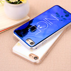 Fashion iPhone 6/6S/6Plus 7/8/7/8Plus Case Cover NICE Blu-ray Ultra Thin