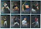 2002 Bowman Chrome SP Single Cards #224-299 Base Set Shortprint Subset Rookie RC