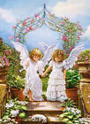 Angel Fairy DIY Oil Painting Kit Paint by Numbers on Canvas Home Decor Art Wall