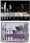 Sabichi Stainless Steel Cutlery Sets 24 Piece Kitchen Dining Tableware 2 Designs