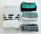 Men's New Multipack Calvin Klein Boxers Cotton Stretch Boxers Trunk 3 in 1