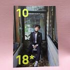 NCT 127 2018 Season's Greetings Official PHOTOCARD SELECT Monthly Photo Card