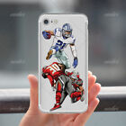 American Football  NFL PlayerBeckham Jr Newton case for iPhone 5s 6 7 8 Plus X