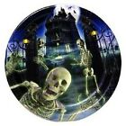 Haunted House Halloween Teen Party - Plate Cup Bowl Grabbers Cupcake Liners Pan