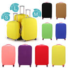 18-30 inch Candy Color Travel Luggage Suitcase Protective Du