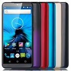 "Cheap Unlocked 5.5"" Android Mobile Smart Phone Quad Core Dual Sim Wifi Gps 3g Uk"