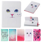PU Leather Flip Stand Case Cover for Samsung Galaxy Tab A 8.0 SM-T385 T380 2017