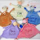 Personalised Baby Comforter Blanket - Snuggle Buddy Embroidered Baby Taggy Gift