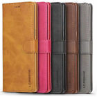PU Leather Magnetic Wallet Case Book Design Flip Stand Cover for Samsung S6 Edge