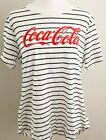 COCA-COLA womens' t-shirt, licensed, brand new $19.96  on eBay