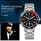 James Bond 007 Waterproof Mens Sport Diver Quartz Wrist Watches Top Luxury Brand $34.95 CAD