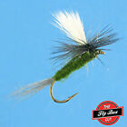 Blue Wing Olive Parachute Premium Fishing Flies - One Dozen - Sizes Available***
