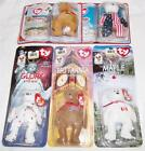 International TY Teenie Beanie Baby Bear Collectibles US, UK, Canada, etc Sealed