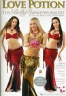 Love Potion The BellyDance Workout DVD Used Like New