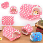 small animal bed cave warm cute nest for hamster guinea pig squirrel hedgehog GT