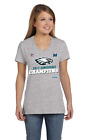 Philadelphia Eagles - NFC Conference Champions - 2017 - Women's - Graphic T