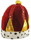 Kings Crown Boys Fancy Hat Medieval Royal Nativity Dress Costume Childs New Hat