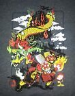Super Mario Bros. - Samurai Boss Battle T-Shirt (Geek Fuel) Bowser