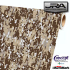 URBAN DESERT Digital Camouflage Vinyl Car Wrap Camo Film Decal Sheet Roll
