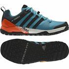 adidas TERREX TRAIL CROSS BLUE CYCLING TRAINER WALKING SHOE RUBBER TOE CAP NEW