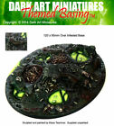 Infested themed resin cast bases for wargaming. MULTI-LISTING