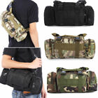 3In1 Outdoor Military Tactical Shoulder Bag Waist Pouch Pack For Camping Hiking