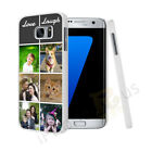 Personalised Custom Collage Phone Case Cover For Samsung Galaxy Models