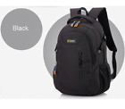 "NEW Waterproof Travel Backpack Men 15""Laptop multifunction Outdoor School Bag FS"
