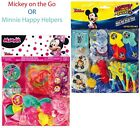 Micky Minnie Mouse Favor Pack Kids Birthday Party Favor Supplies ~ 48pcs Toys