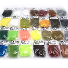 ICE DUB - Fly Tying Dubbing Shimmer Sparkle Material Hareline - 27 Colors NEW!