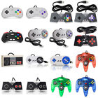 n64 snes nes usb wired gaming controller