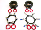 Standard to Boost Thru Axle Hub Adapters/Conversion Kit 15mm Front or 12mm Rear