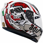 AGV K3 Full Face Motorbike Motorcycle Street Helmet Replica - Rider To The Bone